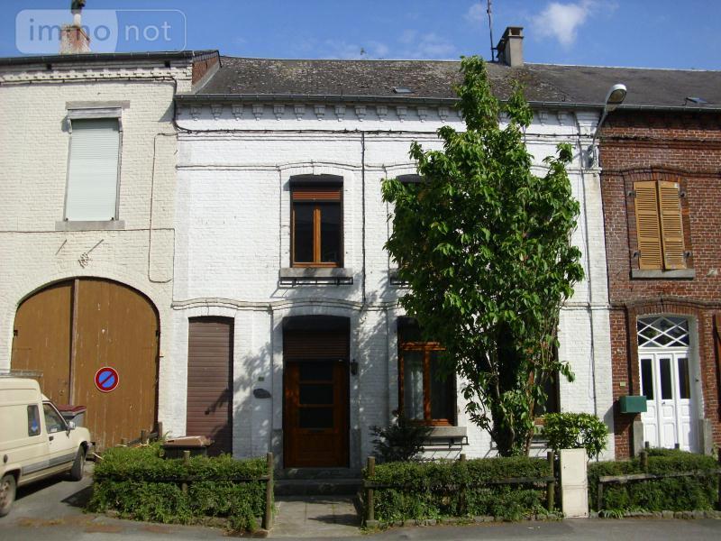 Maison a vendre Étroeungt 59219 Nord 107 m2 9 pièces 79140 euros