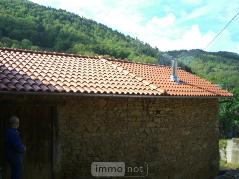 Maison a vendre Auriac-l'Église 15500 Cantal 2 pièces 26500 euros