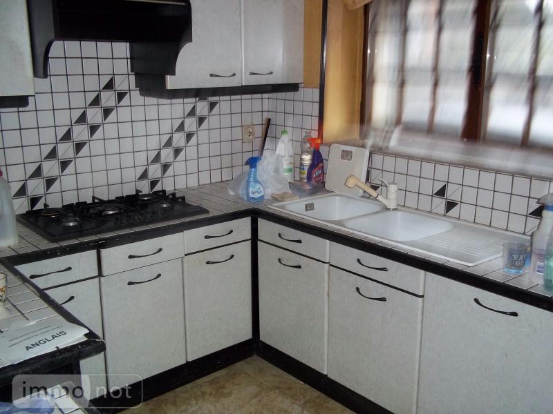 Maison a vendre Aulnoye-Aymeries 59620 Nord 113 m2 7 pièces 73471 euros