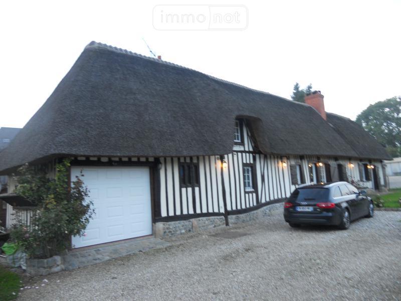 Maison a vendre La Houssaye-Béranger 76690 Seine-Maritime 160 m2 7 pièces 289000 euros