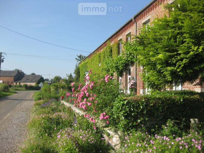 Maison a vendre Beaurepaire-sur-Sambre 59550 Nord 200 m2 12 pièces 291100 euros