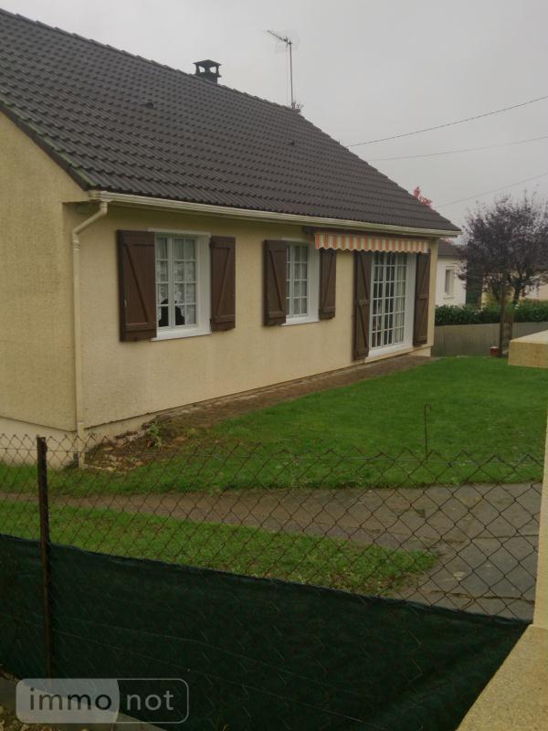 Maison a vendre Jouet-sur-l'Aubois 18320 Cher 83 m2 4 pièces 108492 euros