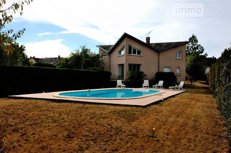 Maison a vendre Nevers 58000 Nievre 183 m2 6 pièces 305222 euros