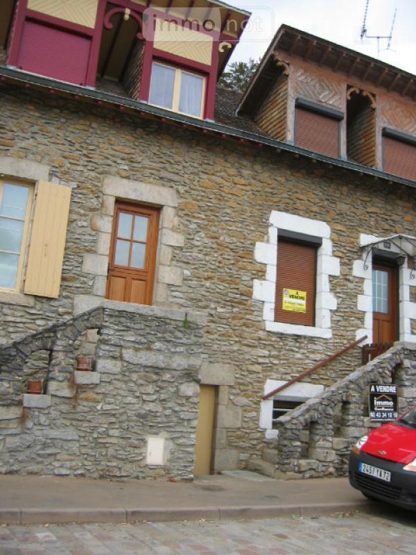 Maison a vendre Fresnay-sur-Sarthe 72130 Sarthe 46 m2 5 pièces 52870 euros