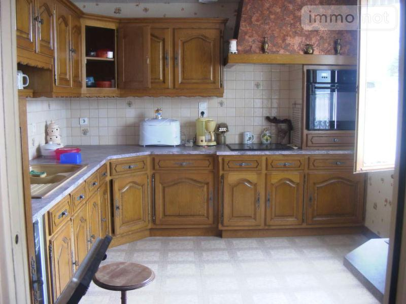 Maison a vendre Arrou 28290 Eure-et-Loir 174 m2 6 pièces 150000 euros