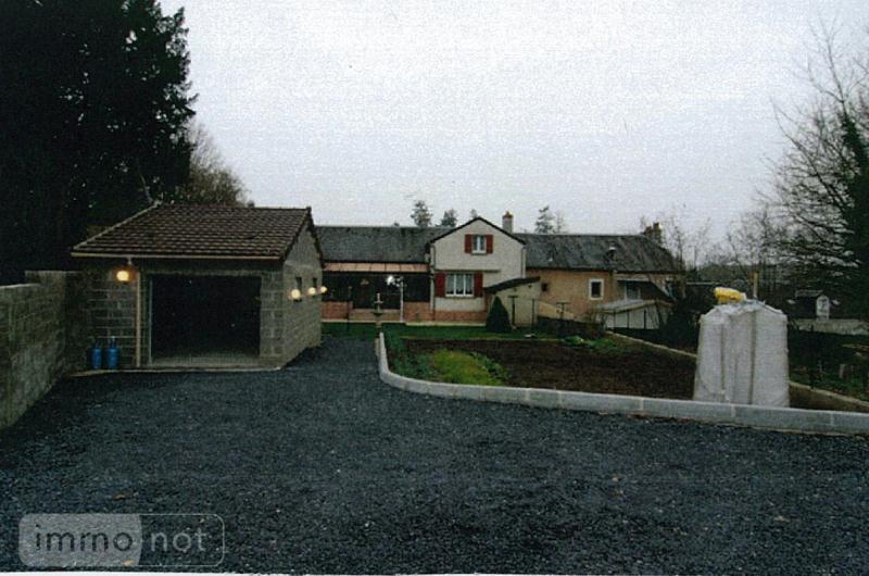 Maison a vendre Bourbon-Lancy 71140 Saone-et-Loire 9 pièces 279400 euros