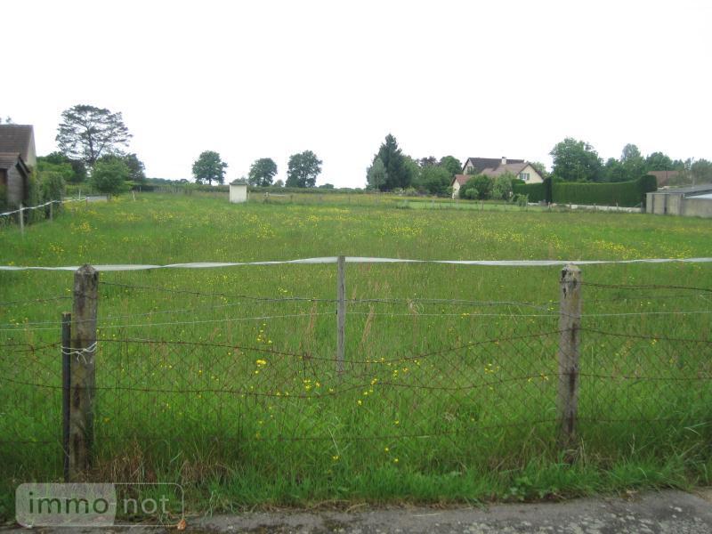 Terrain a batir a vendre Paray-le-Monial 71600 Saone-et-Loire 1000 m2  37100 euros