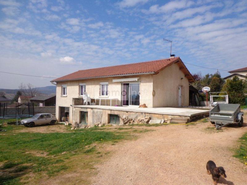 Maison a vendre Péronne 71260 Saone-et-Loire 6 pièces 179562 euros