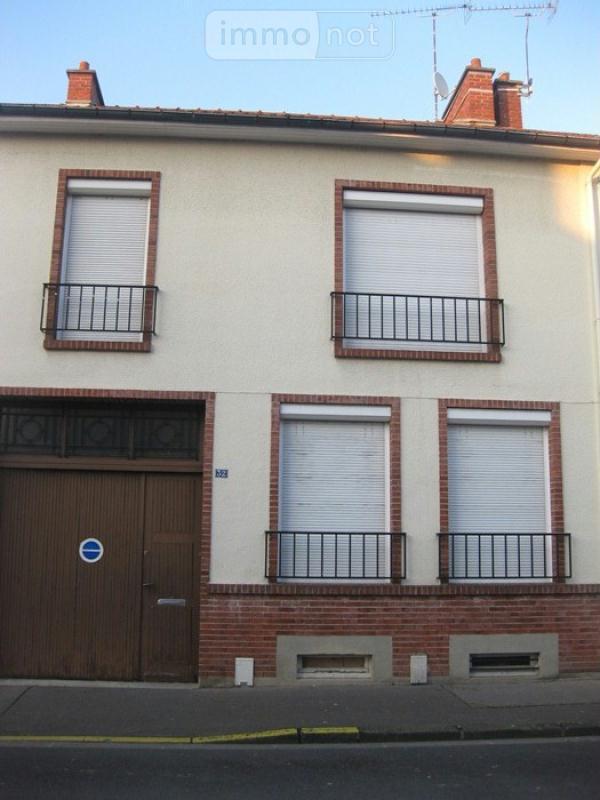 Maison a vendre Vitry-le-François 51300 Marne 5 pièces 94000 euros