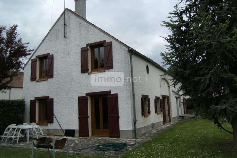 Achat maison villorceau 45190 loiret 6 pi ces 191922 euros for Achat maison loiret