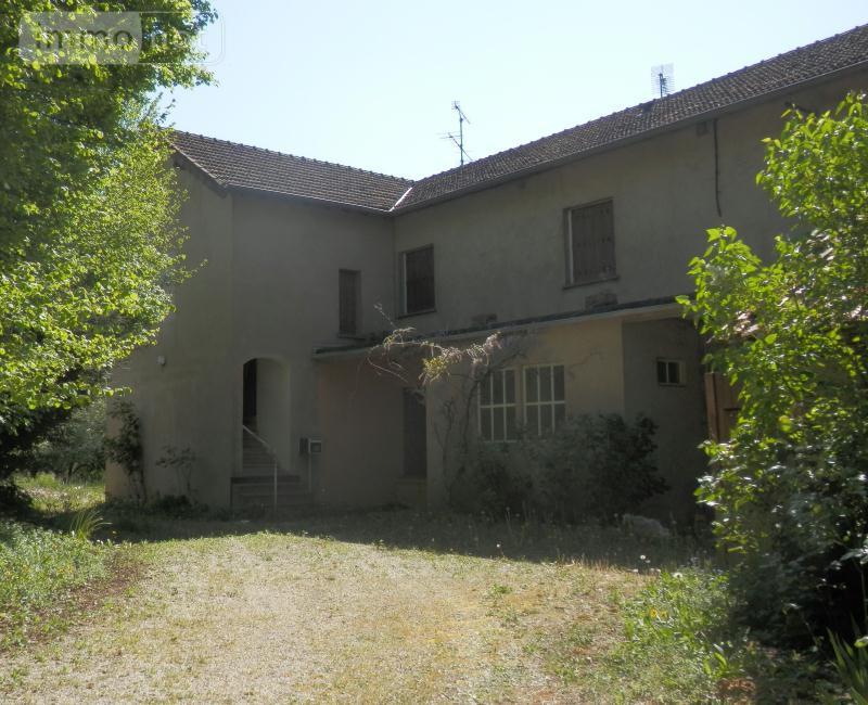 Maison a vendre La Chapelle-Thècle 71470 Saone-et-Loire 9 pièces 115000 euros