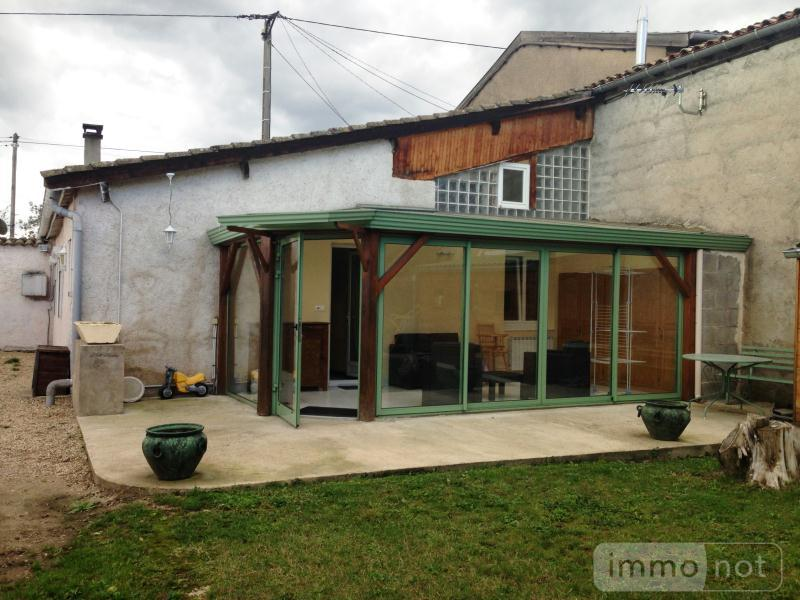 Maison a vendre La Chapelle-de-Guinchay 71570 Saone-et-Loire 80 m2 5 pièces 164000 euros