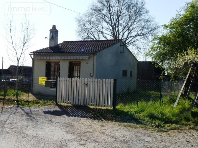 Achat maison a vendre pinac 71360 saone et loire 33 m2 for Achat maison 33