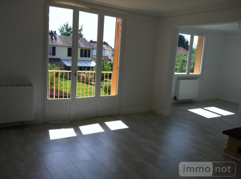 Appartement a vendre Nevers 58000 Nievre 68 m2 3 pièces 72400 euros