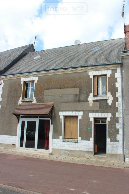 Maison a vendre Saint-Cyr-du-Gault 41190 Loir-et-Cher 5 pièces 47700 euros