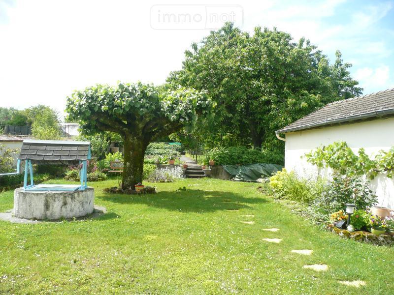Maison a vendre Torteron 18320 Cher 185 m2 8 pièces 139906 euros
