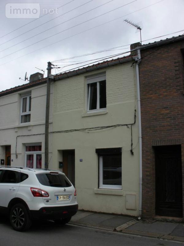 Maison a vendre Lillers 62190 Pas-de-Calais 60 m2 4 pièces 60081 euros