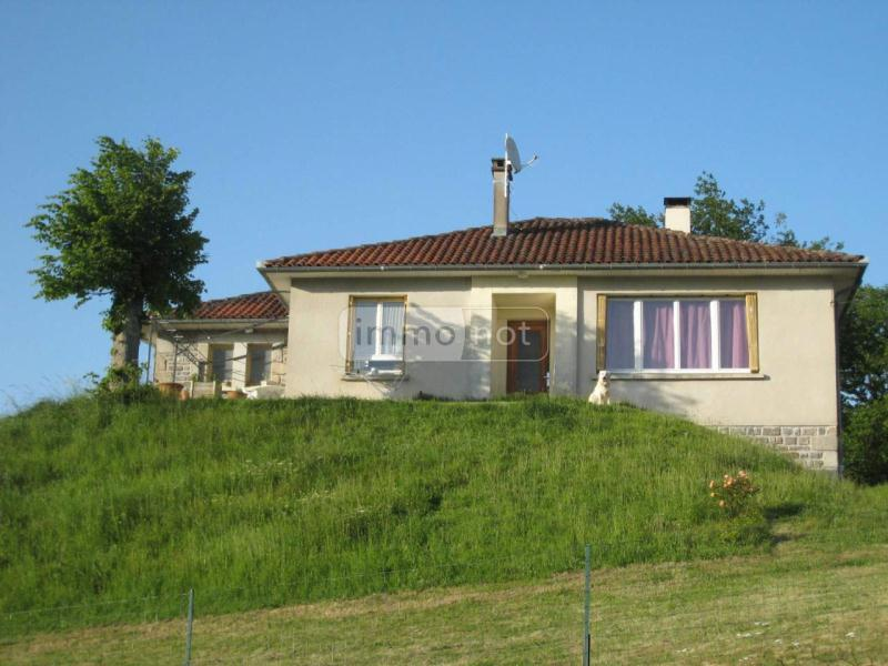 Maison a vendre Boisset 15600 Cantal 5 pièces 161001 euros