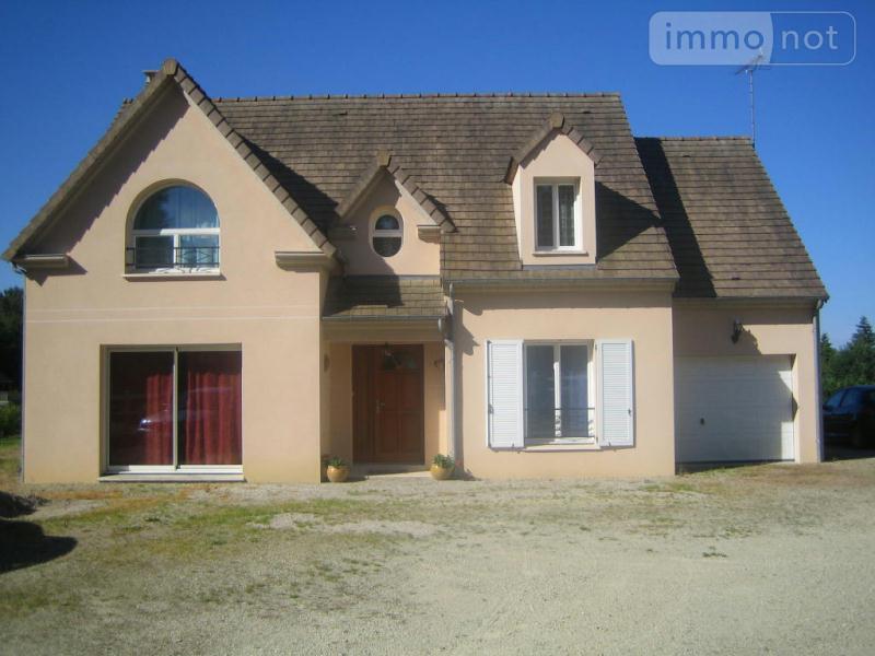 Maison a vendre Le Luart 72390 Sarthe 160 m2 5 pièces 238271 euros