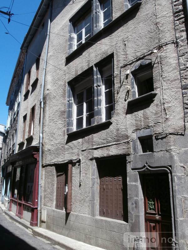 Maison a vendre Saint-Flour 15100 Cantal 180 m2 10 pièces 124971 euros
