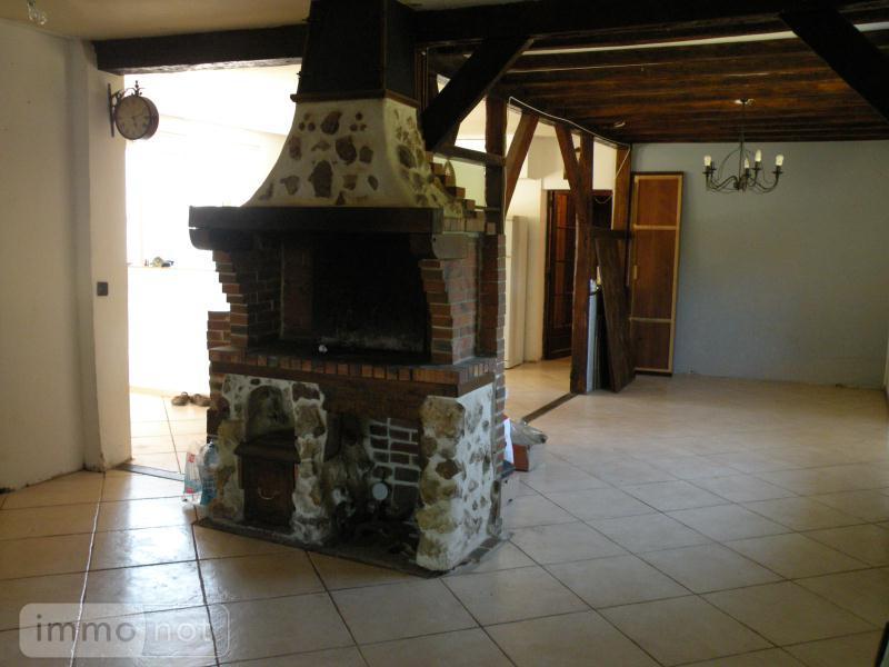 Maison a vendre Cernay 28120 Eure-et-Loir 142 m2 7 pièces 172000 euros