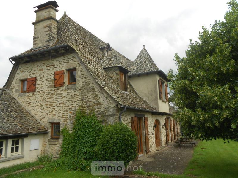 Maison a vendre Saint-Mamet-la-Salvetat 15220 Cantal 6 pièces 257000 euros