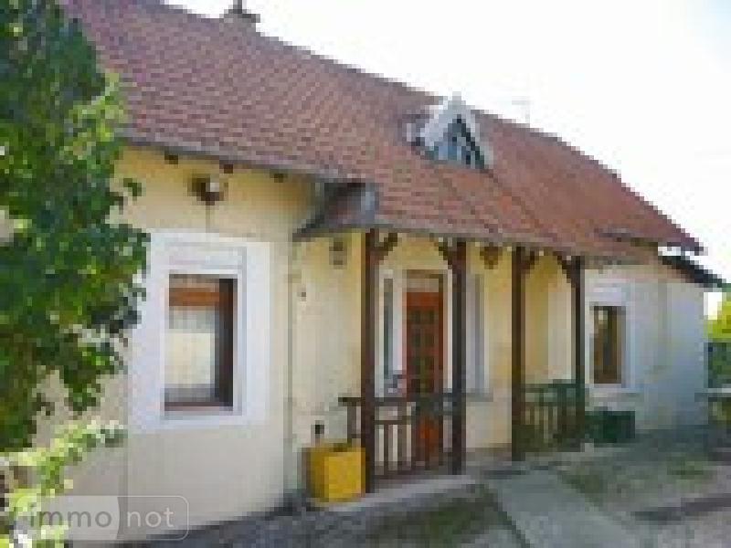 Maison a vendre Brissay-Choigny 02240 Aisne 90 m2 11 pièces 106328 euros