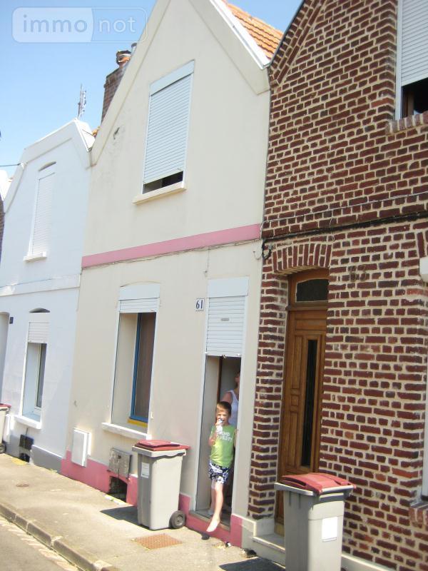 Achat maison a vendre saint quentin 02100 aisne 63 m2 5 for Notaire st quentin