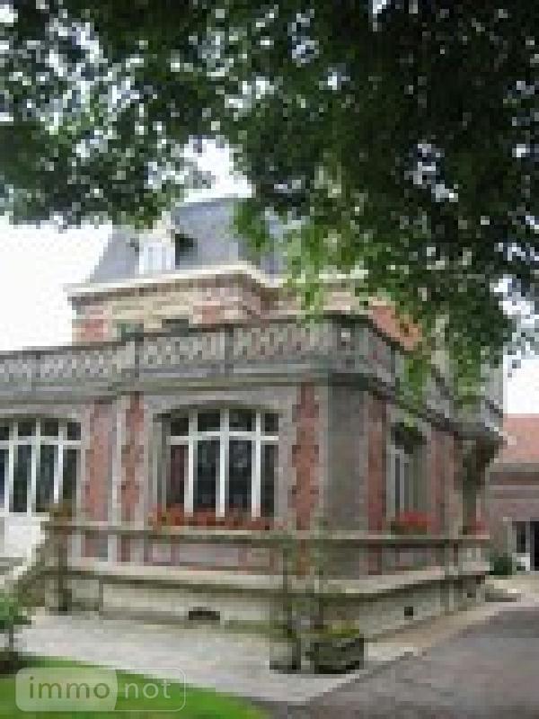 Achat maison a vendre saint quentin 02100 aisne 315 m2 for Notaire st quentin