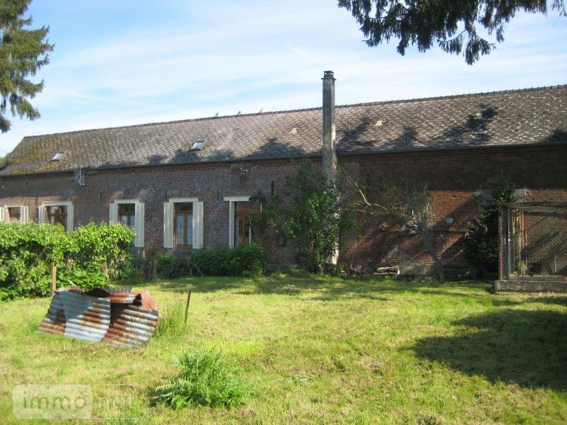 Viager maison Étréaupont 02580 Aisne 81 m2 5 pièces 78400 euros