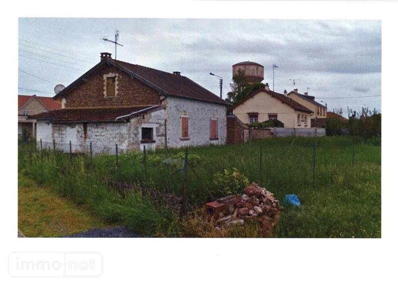 Maison a vendre Montescourt-Lizerolles 02440 Aisne 4 pièces 46534 euros
