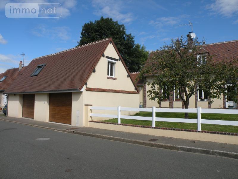 Maison a vendre Chuisnes 28190 Eure-et-Loir 164 m2 8 pièces 349000 euros