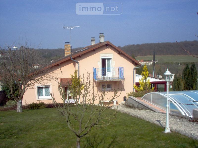 Maison a vendre Cour-l'Évêque 52210 Haute-Marne 100 m2 5 pièces 180000 euros