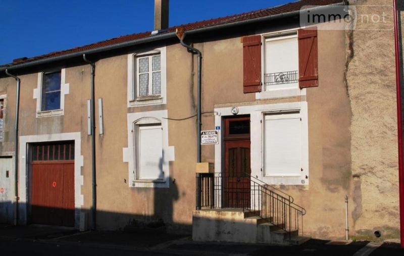 Maison a vendre Montiers-sur-Saulx 55290 Meuse 155 m2 6 pièces 47700 euros