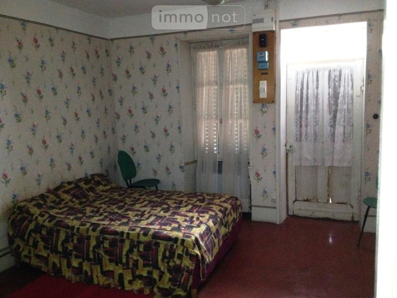Maison a vendre Épinac 71360 Saone-et-Loire 68 m2 3 pièces 42600 euros