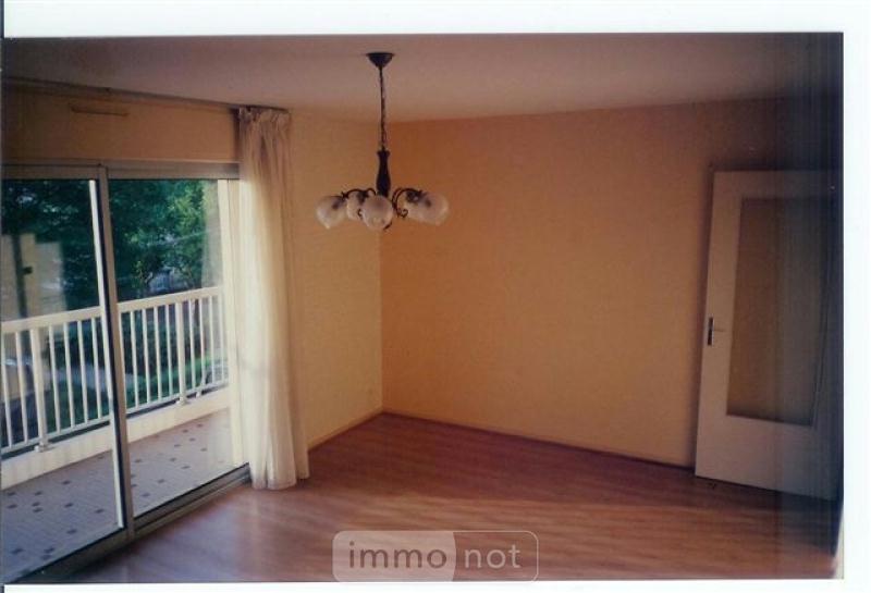 Location appartement Oyonnax 01100 Ain 70 m2 3 pièces 522 euros