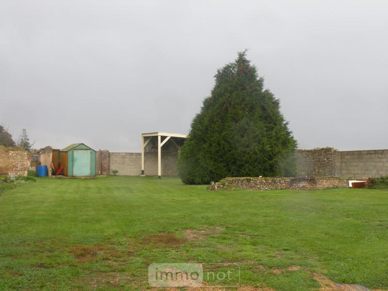 Terrain a batir a vendre Ollé 28120 Eure-et-Loir 837 m2  48000 euros
