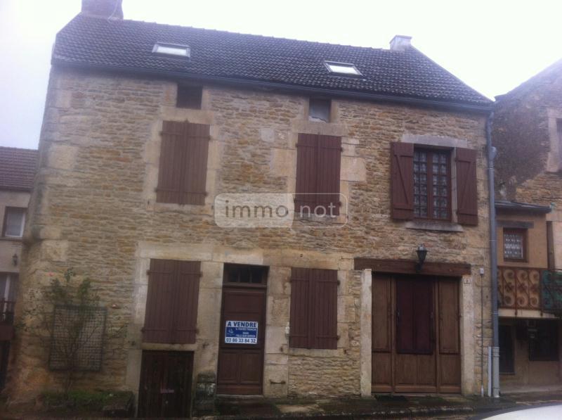 Maison a vendre Massangis 89440 Yonne 60 m2 4 pièces 63000 euros