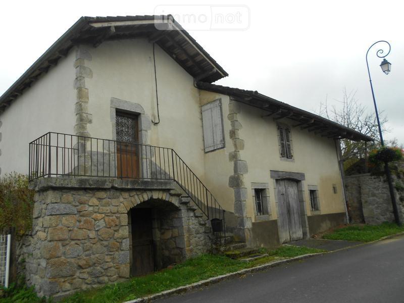 Maison a vendre Pers 15290 Cantal 3 pièces 73460 euros