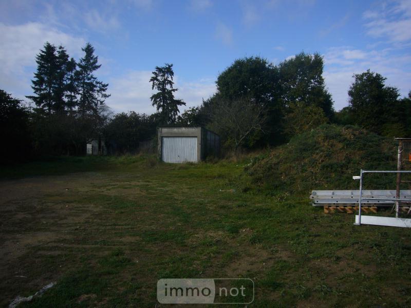 Terrain a batir a vendre Pipriac 35550 Ille-et-Vilaine 1250 m2  63171 euros