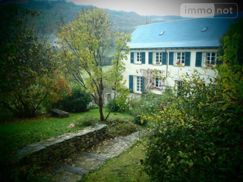 Maison a vendre Saint-Martin-sous-Vigouroux 15230 Cantal 8 pièces 138344 euros