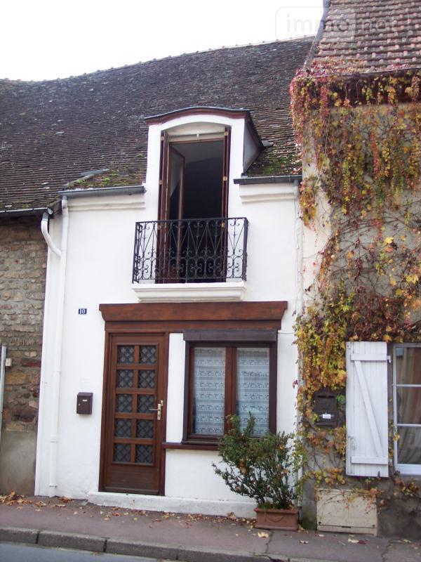 Maison a vendre Toulon-sur-Arroux 71320 Saone-et-Loire 2 pièces 47800 euros