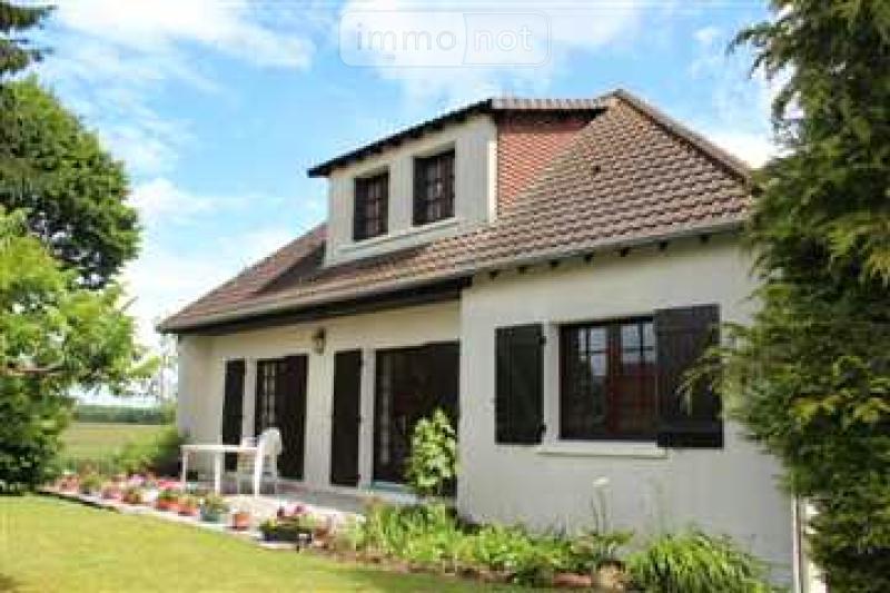 Maison a vendre Saint-Sulpice-de-Pommeray 41000 Loir-et-Cher 92 m2 4 pièces 166172 euros