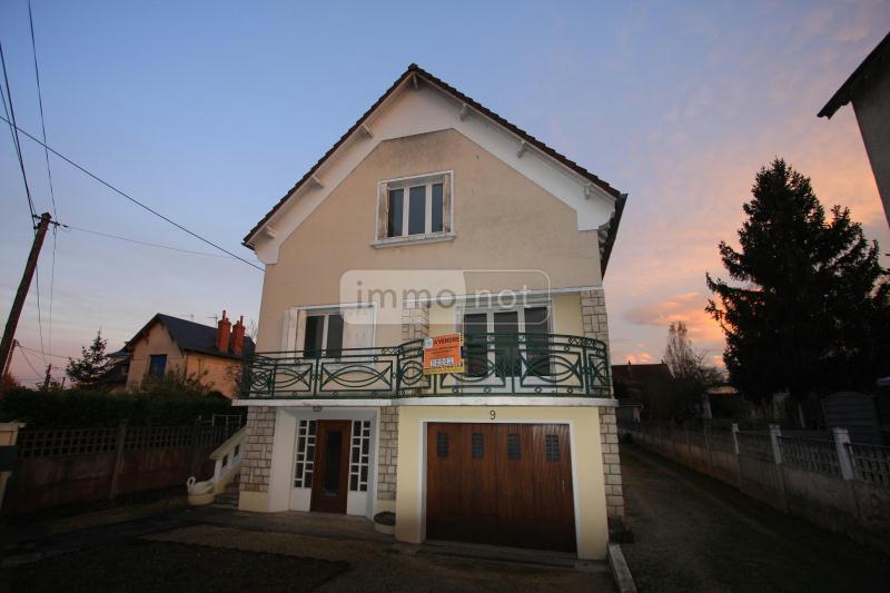 Maison a vendre Bourges 18000 Cher 147 m2 5 pièces 194490 euros