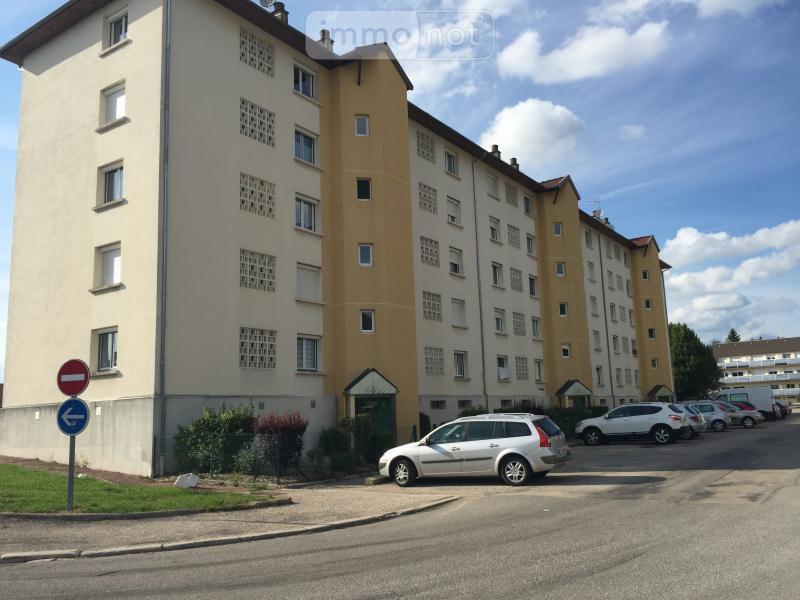Appartement a vendre Hauteville-Lompnes 01110 Ain 75 m2 3 pièces 58000 euros
