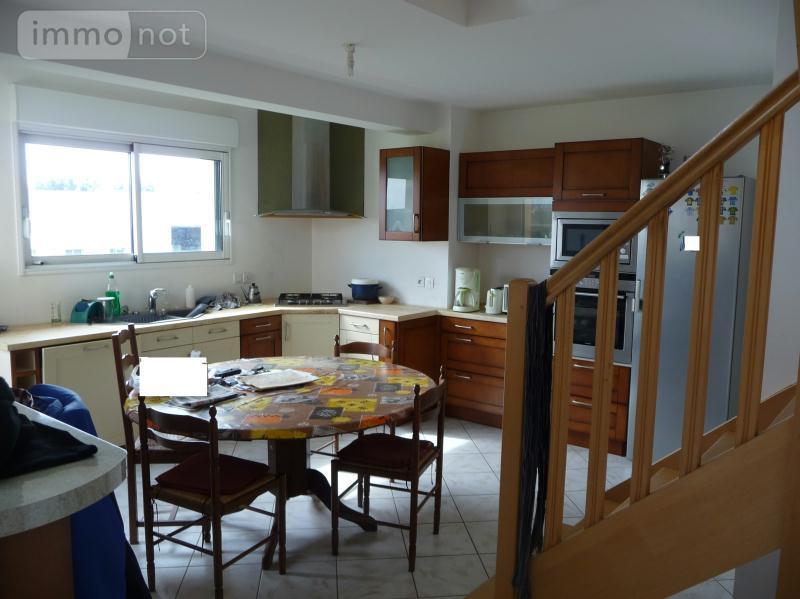 Maison a vendre Pleugueneuc 35720 Ille-et-Vilaine 126 m2 6 pièces 206342 euros