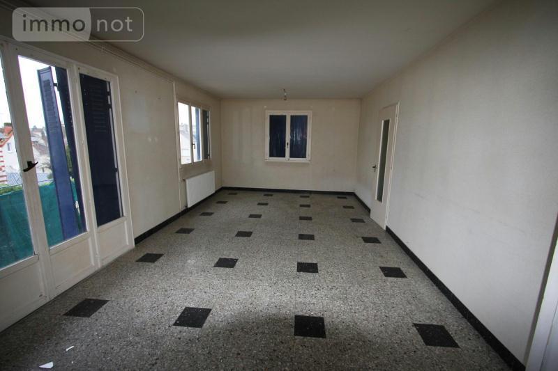 Appartement a vendre Bourges 18000 Cher 80 m2 3 pièces 58020 euros