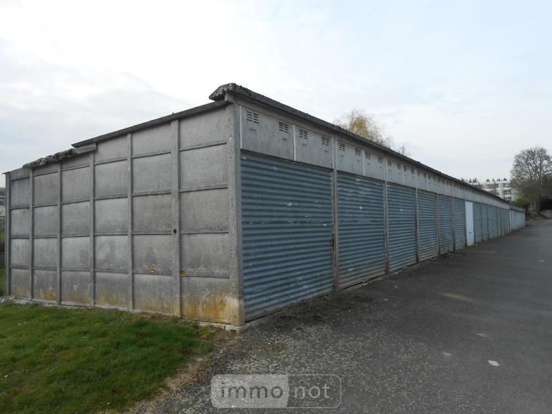 Garage et parking a vendre Nogent-le-Rotrou 28400 Eure-et-Loir  63600 euros