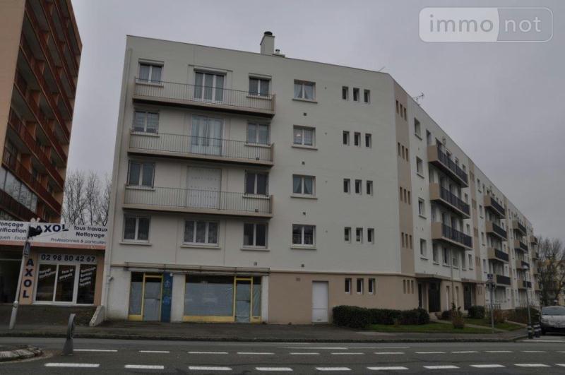 Fonds et murs commerciaux a vendre Brest 29200 Finistere  223900 euros