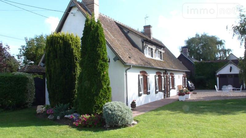 Maison a vendre Prudemanche 28270 Eure-et-Loir 86 m2 4 pièces 161000 euros
